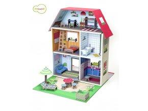 Hrací set - městský dům Murielle