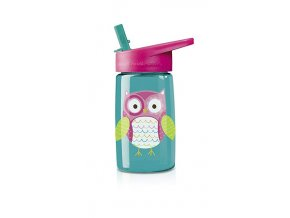 Drinking Bottle Owl