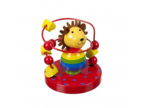 Bead Frame Lion