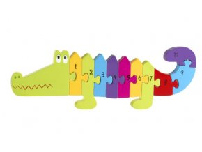 Number Puzzle Crocodile small 600x366