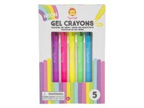 Neon Gel Crayons