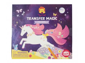 Transfer Magic - Unicorns