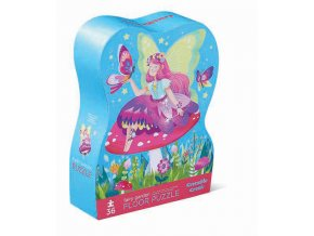 Shaped Puzzle - Fairy Garden (36 pcs)