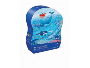 Shaped Puzzle - Under the Sea (36 pcs)