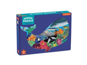 Shaped Puzzle - Ocean Life (300 pcs)