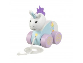 PULL ALONG UNICORN