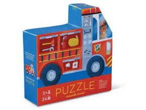 24 PC 2 sided Vehicle Fire Truck 1
