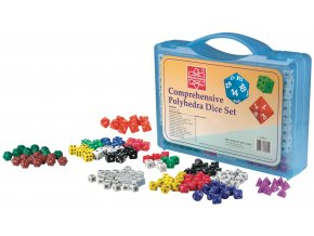 POLYHEDRA DICE SET PK162