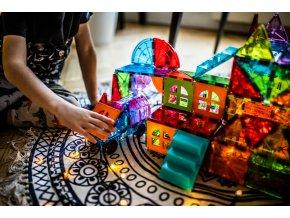 MagnaTiles CC Metropolis Angle Back