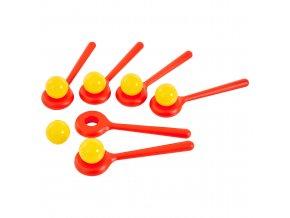Balancing ball set (12 pc) / Balanční set (12 ks)