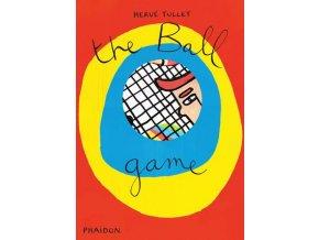 Kniha Hra s míčem/The Ball Game