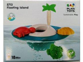 Plan Toys - Plovoucí ostrov