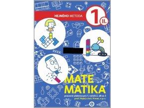 Matematika 1. ročník - 2. díl ze 3