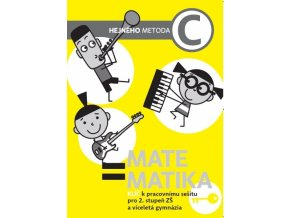 Matematika C - klíč k pracovnímu sešitu