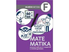 Matematika F - pracovní sešit