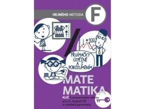 Matematika F - klíč k pracovnímu sešitu