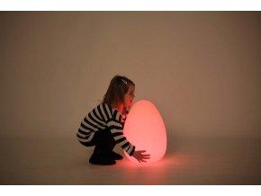 Sensory Mood Light Egg (1pc) / Senzorické světelné vajíčko (1 ks)