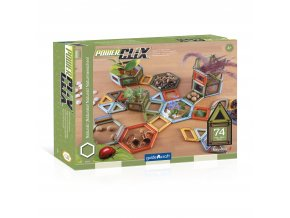 PowerClix® Frames Natural - 74 pc. set
