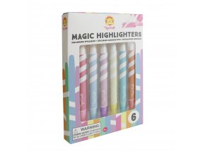 13041 magicky zvyraznovac magic highlighters 12 pcs