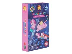 13050 1 colouring sets magicka stvoreni magical creatures