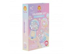 13053 pastel colouring set kavarna kawai