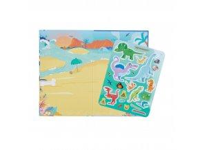 13074 movable playbook dino island