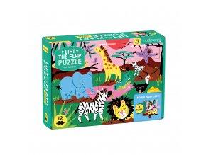13110 puzzle lift the flap safari lift the flap puzzle on safari