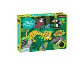 13227 2 fuzzy puzzle destny prales rainforest