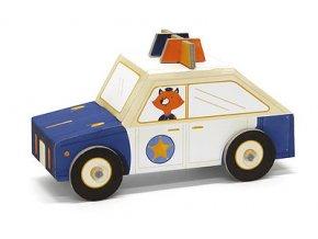 Poskládej si auto - policie