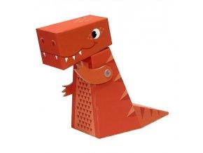 Poskládej dinosaura - T-rex