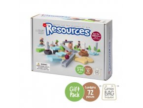 Resources® Gift Pack (72 Pcs.)
