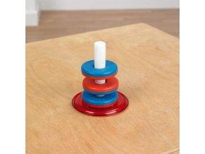 Vznášející se kroužky větší (Large floating ring set)