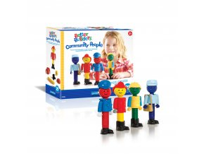 716243083044 Better Builders® Community People 21 pc. set