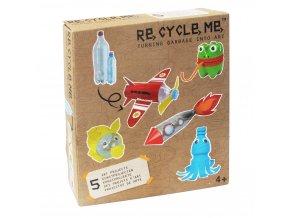 9737 set re cycle me pro kluky pet lahev