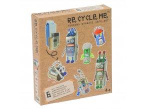 9746 set re cycle me roboti
