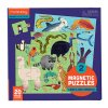 Magnetic Fun - Land & Sea Animals (20 pcs)
