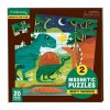 Magnetic Fun - Mighty Dinosaurs (20 pcs)