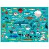 Ocean Life 1000 PC Mudpuppy Jigsaw Puzzle