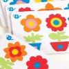 Magnetické květiny roztřídit a porovnat / Flower Pot Sort and Match