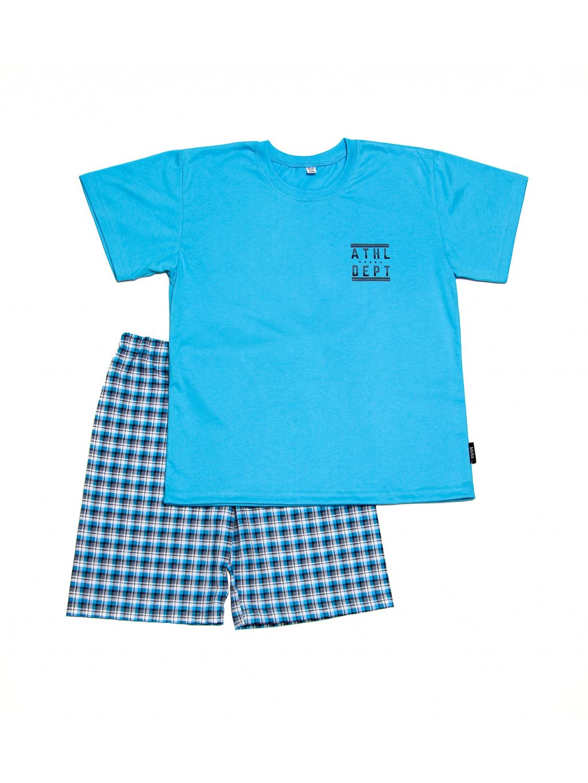 Chlapecké pyžamo ATHL DEPT krátký rukáv