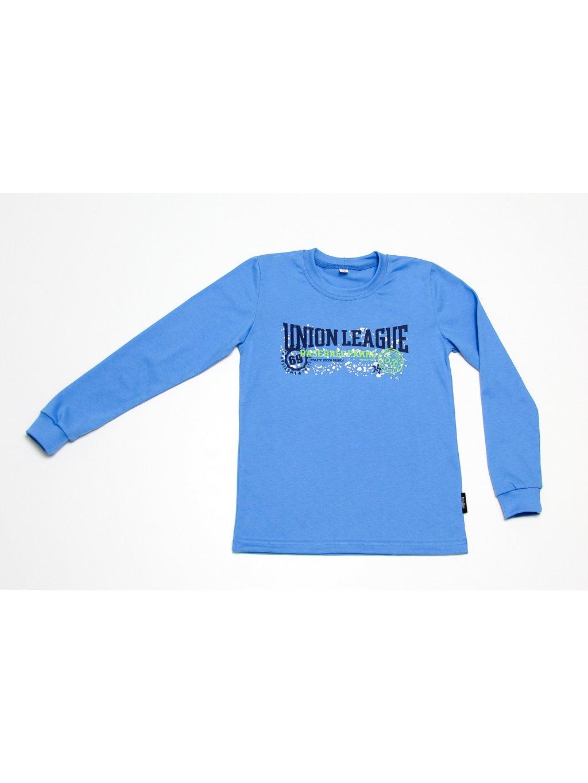 Dětské tričko UNION LEAGUE dlouhý rukáv