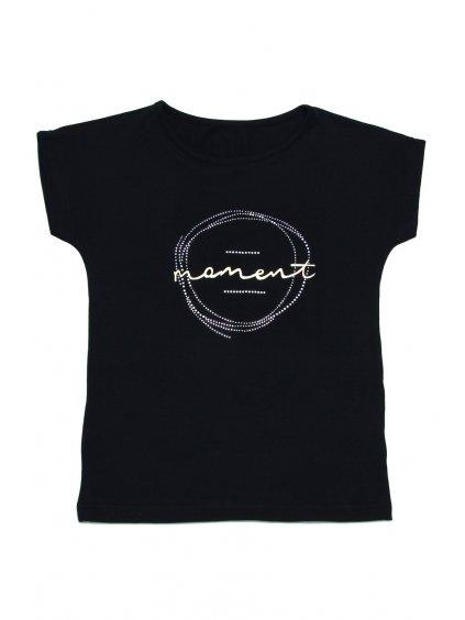 Dívčí tričko MOMENTS krátký rukáv