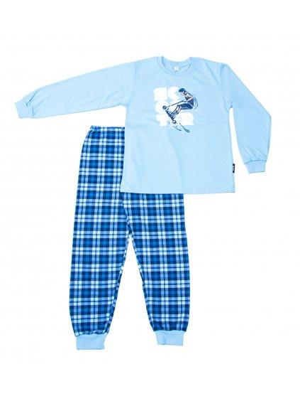 Dětské pyžamo SCOOTER  dlouhý rukáv