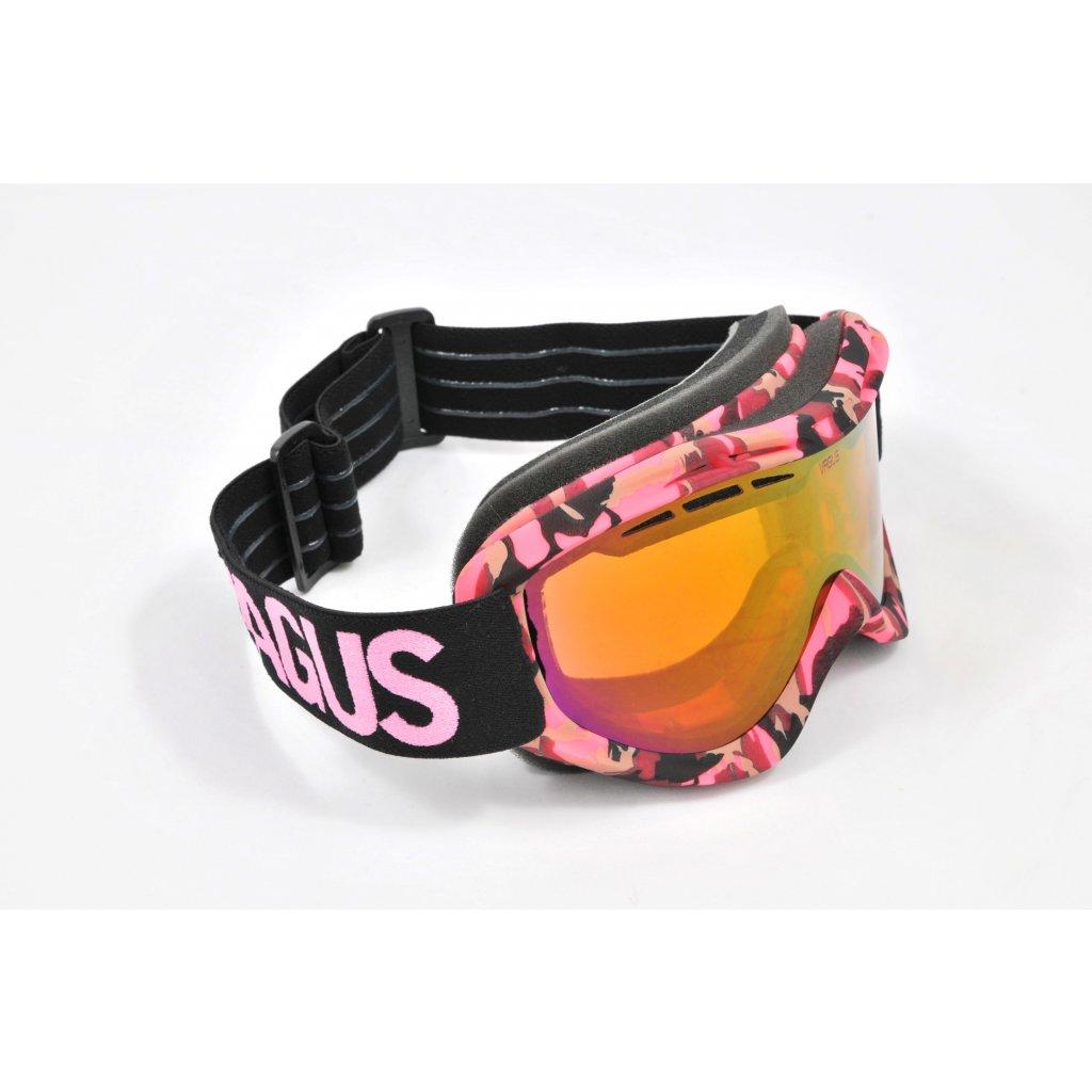 01 vagus dámské lyžařské a snowboardové brýle P