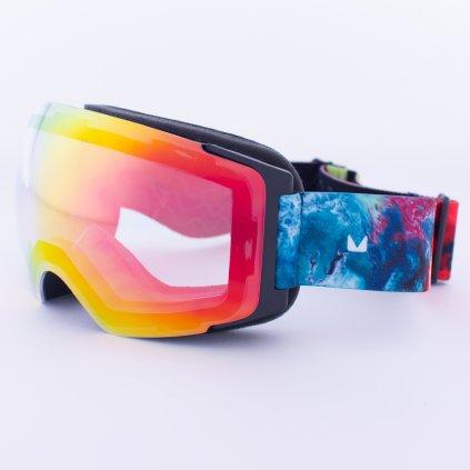 Lyžařské brýle Vagus Magnetar CLR - Coated red