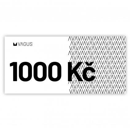 darkovy poukaz 1 000 kc