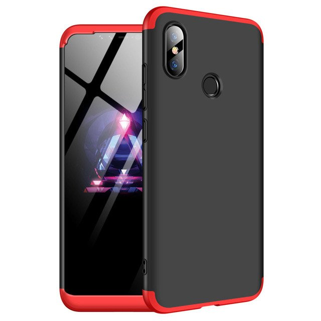 eng_pl_360-Protection-Front-and-Back-Case-Full-Body-Cover-Xiaomi-Mi-8-SE-black-red-41865_1