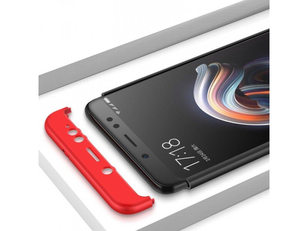 360 oboustranný kryt na Xiaomi Redmi Note 5 - zlatý - Bewear.cz  8c30d7e70bf