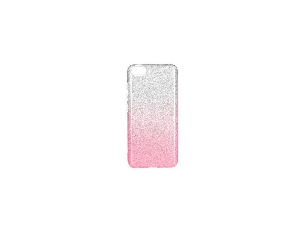c48067643 Třpytivé pouzdro na Xiaomi Redmi 5 Plus - růžové - Bewear.cz |☆