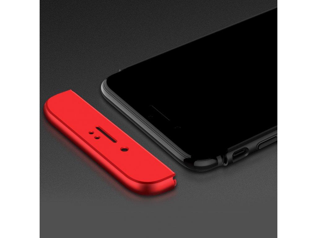 360 oboustranný kryt na iPhone XS   iPhone X - růžový - Bewear.cz  d98bb2f4fb1
